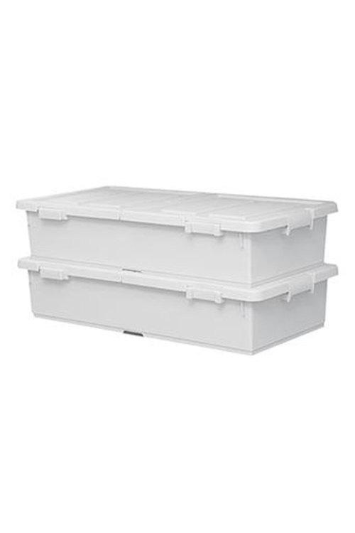 Simply Wholesale 2Pcs Storage Container