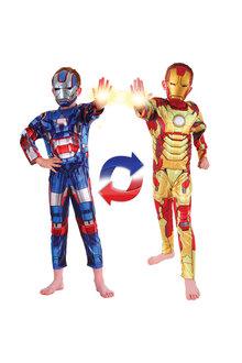 Rubies Iron Man To Iron Patriot Reversible - 294594
