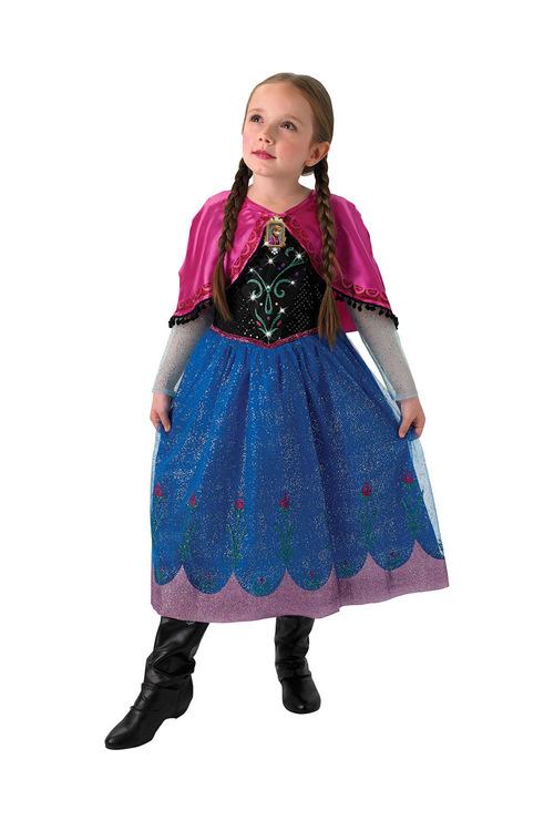 Rubies Anna Frozen Musical Light Up