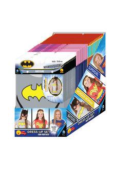 Rubies Dc Comics Girls Partytime Asst 32 Pack - 294616