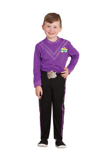 Rubies Lachy Wiggle Deluxe Costume - 294634