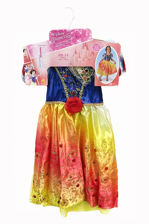 Rubies Snow White Rainbow Deluxe Costume