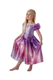 Rubies Rapunzel Rainbow Deluxe Costume - 294641
