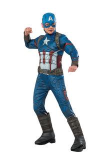 Rubies Captain America Premium Costume - 294654