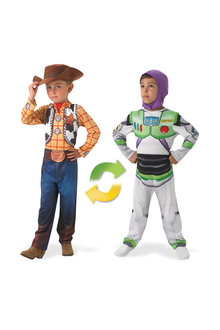 Rubies Woody To Buzz Lightyear Deluxe Reversible - 294657
