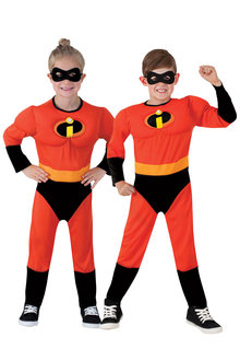 Rubies Incredibles 2 Deluxe Jumpsuit Costume - 294660