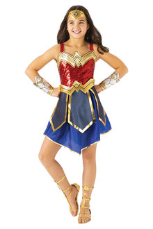 Rubies Wonder Woman 1984 Premium Movie Costume - 294673