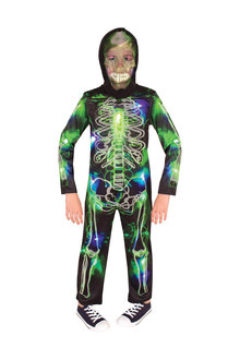 Rubies Spooky G-I-D Skeleton Costume - 294713