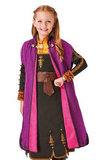 Rubies Anna Frozen 2 Limited Edition Travel Dress - 294716