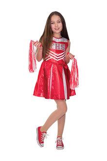 Rubies Wildcat Cheerleader HSM Costume - 294725