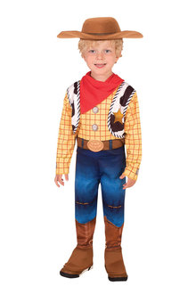 Rubies Woody Deluxe Toy Story 4 Costume - 294732