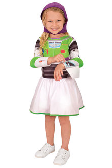 Rubies Buzz Girl Toy Story 4 Classic Costume - 294733