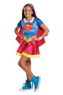 Rubies Supergirl DCSHG Classic Costume- - 294735