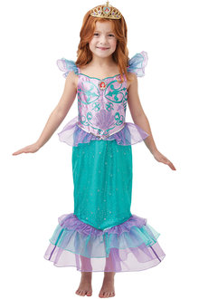 Rubies Ariel Glitter & Sparkle Costume - 294770