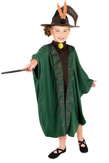Rubies Professor Mcgonagall Child Robe - 294771