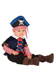 Rubies Pirate Boy Costume - 294807