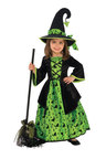 Rubies Green Witch Costume