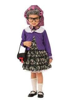 Rubies Little Old Lady Costume - 294811