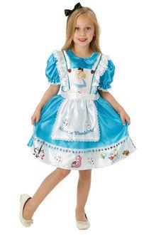 Rubies Alice In Wonderland Deluxe Costume - 294822