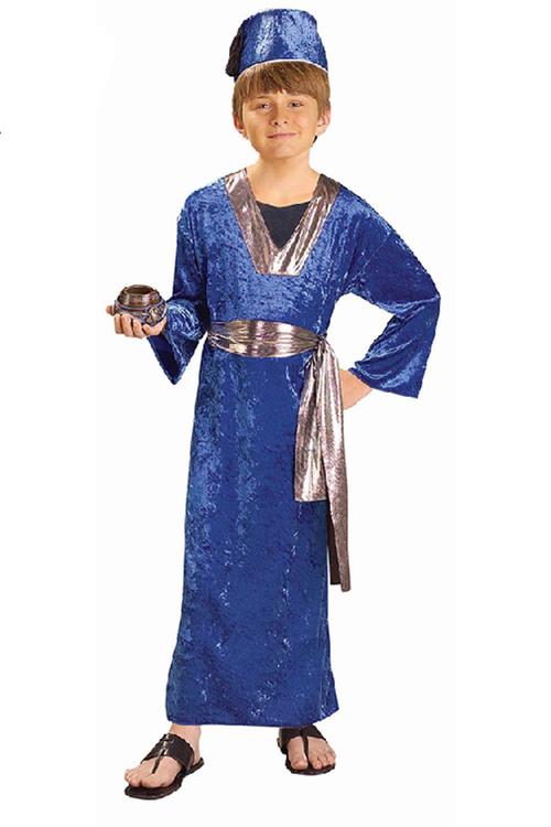 Rubies Wiseman Blue Costume
