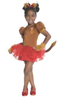 Rubies Cowardly Lion Tutu Costume - 294850