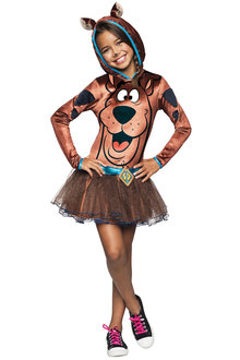 Rubies Scooby Girls Hooded Costume - 294859