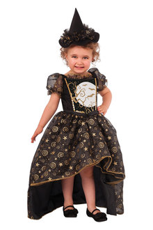 Rubies Black Witch Deluxe Costume - 294870