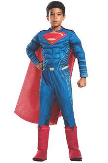 Rubies Superman Doj Deluxe Costume - 294904