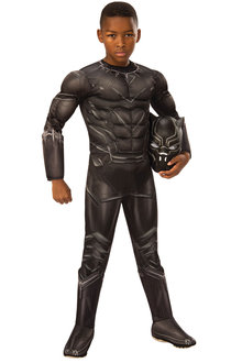 Rubies Black Panther Cw Deluxe Child - 294905