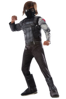 Rubies Winter Soldier Cw Deluxe Child - 294906