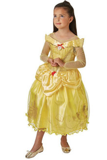 Rubies Belle And The Beast Deluxe Ballgown - 294910