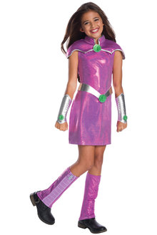 Rubies Starfire Deluxe Costume - 294938