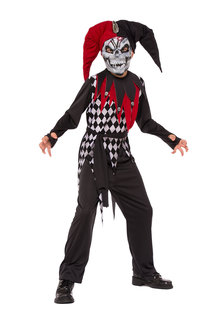 Rubies Evil Jester Costume - 294950