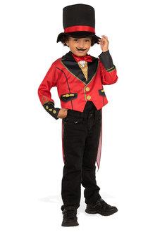 Rubies Ringmaster Costume - 294956
