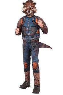 Rubies Rocket Raccoon Costume - 294965