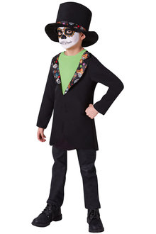 Rubies Day Of The Dead Boys Costume - 294978