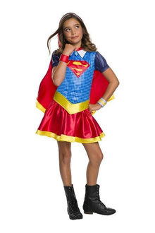 Rubies Supergirl DCSHG Hoodie Costume - 294988