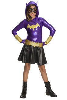 Rubies Batgirl DCSHG Hoodie Costume - 294989