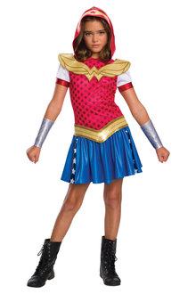 Rubies Wonder Woman DCSHG Hoodie Costume - 294990