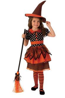 Rubies Polka Dot Witch Costume - 294994
