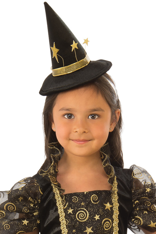 Rubies Golden Star Witch Costume