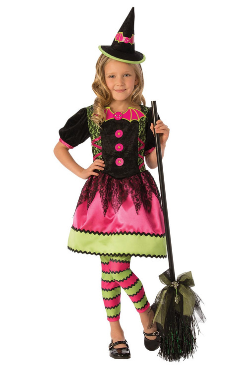 Rubies Bright Witch Costume