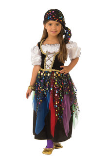 Rubies Gypsy Girl Costume - 295000