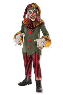 Rubies Crazy Clown Costume - 295007