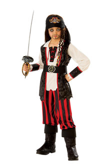 Rubies Pirate Boy Costume - 295012