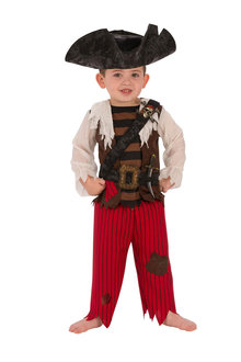 Rubies Pirate Matey Costume - 295013