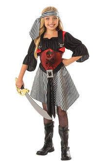 Rubies Crimson Pirate Costume - 295018