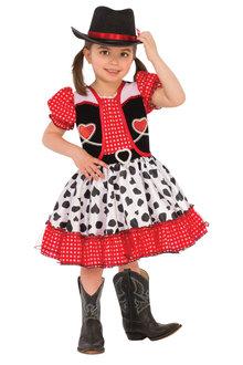 Rubies Cowgirl Costume - 295019