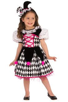 Rubies Jester Girl Costume - 295020