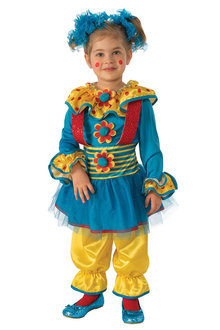 Rubies Dotty The Clown Costume - 295021